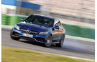 Mercedes-AMG C 63 S, Frontansicht