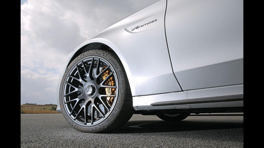 Mercedes-AMG C 63 S, Rad, Felge