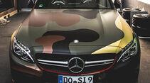 Mercedes AMG C 63 S Sidney Hoffmann