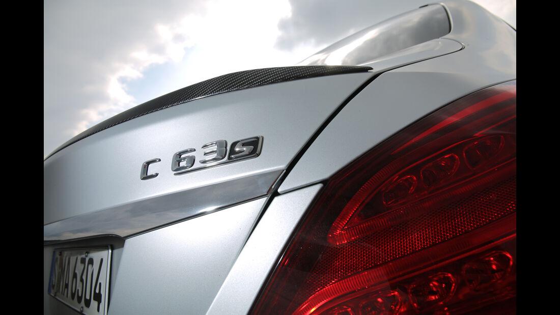 Mercedes-AMG C 63 S, Typenbezeichnung