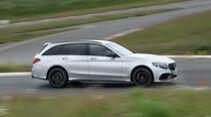 Mercedes AMG C 63 T, Exterieur
