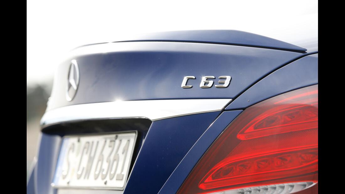 Mercedes-AMG C 63, Typenbezeichnung