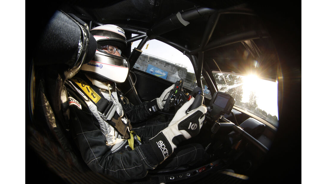 Mercedes AMG C-Coupé, Cockpit