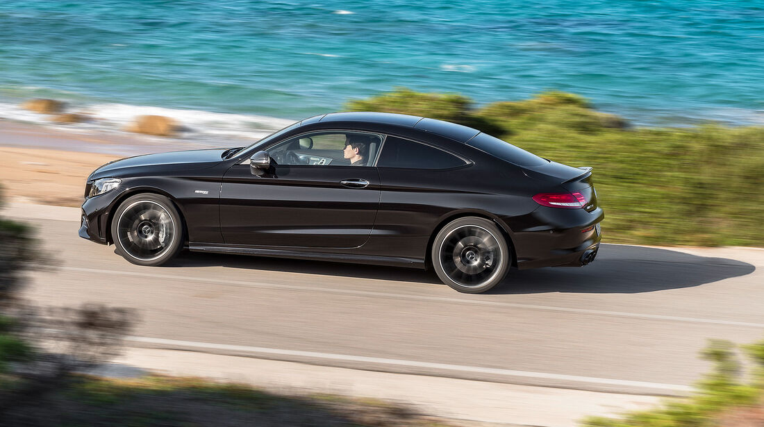 Mercedes-AMG C43 4Matic Coupe C205 (2018)