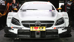 Mercedes AMG C63 - DTM - Technik - 2017