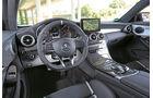 Mercedes-AMG C63 S Coupé, Cockpit