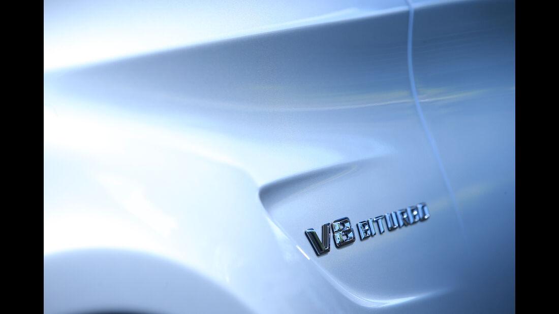 Mercedes-AMG C63 S Coupé, Typenbezeichnung