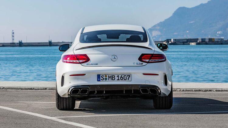 Mercedes Amg C 63 Und C 63 S 2018 Daten Fahrbericht
