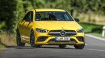 Mercedes-AMG CLA 35, Exterieur