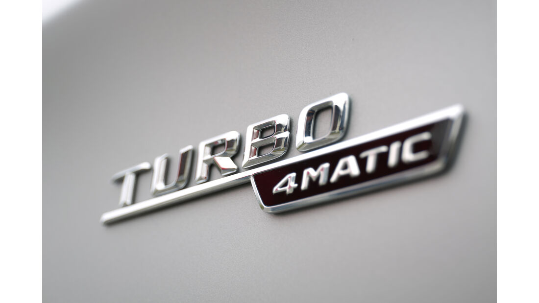 Mercedes-AMG CLA 45 4Matic, Typenbezeichnung