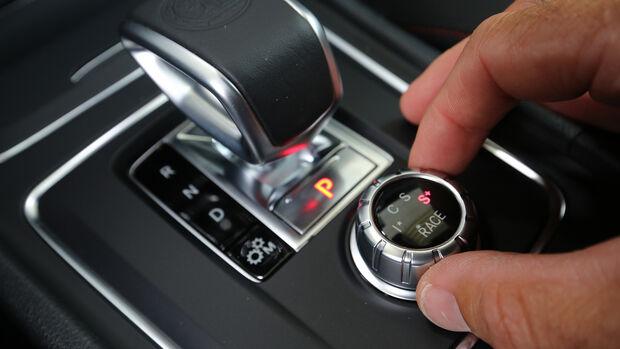 Mercedes-AMG CLA 45, Interieur, Fahrmodus