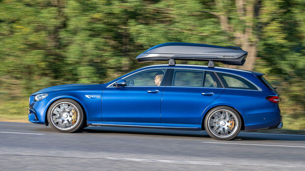 Mercedes-AMG Dachbox