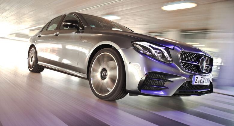 Mercedes-AMG E 43 4Matic, Frontansicht