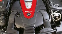 Mercedes-AMG E 43 4Matic, Motor