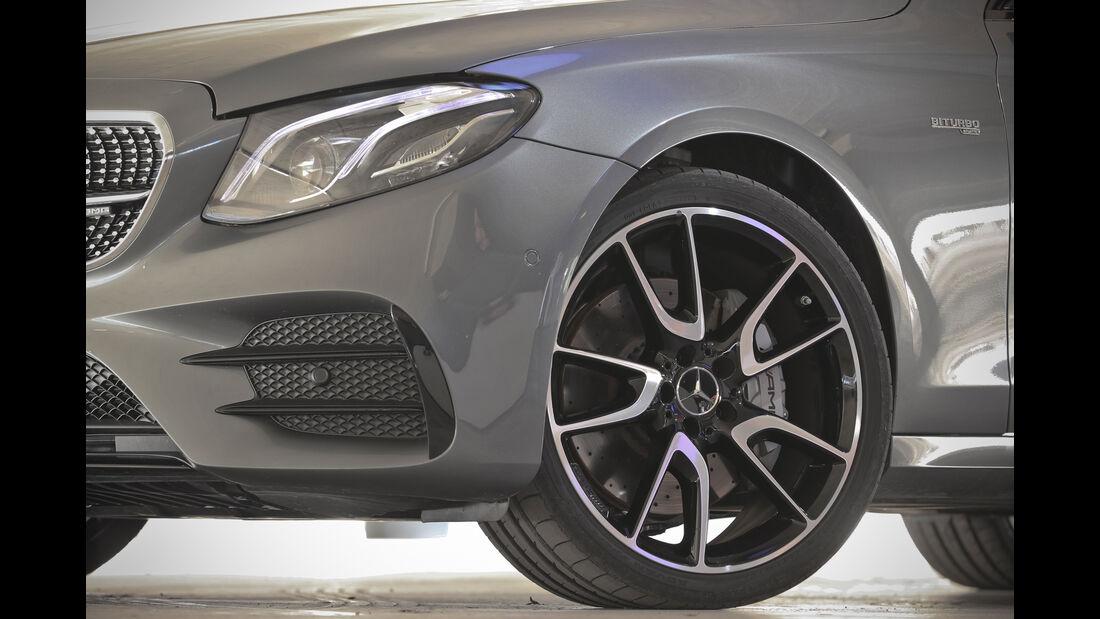 Mercedes-AMG E 43 4Matic, Rad, Felge