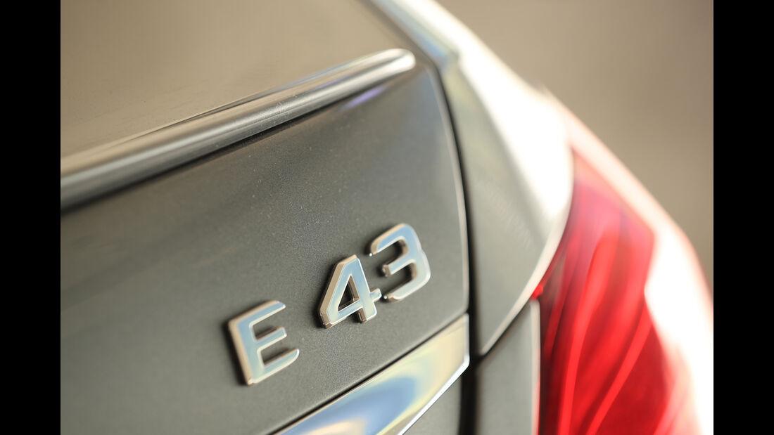 Mercedes-AMG E 43 4Matic, Typenbezeichnung