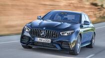 Mercedes-AMG, E 63, Exterieur