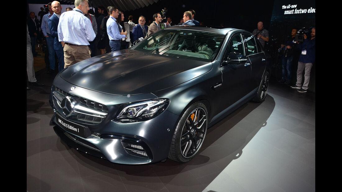 Mercedes-AMG E 63 S 4Matic+ Edition1 W 213 11/2016 Limousine (2016)