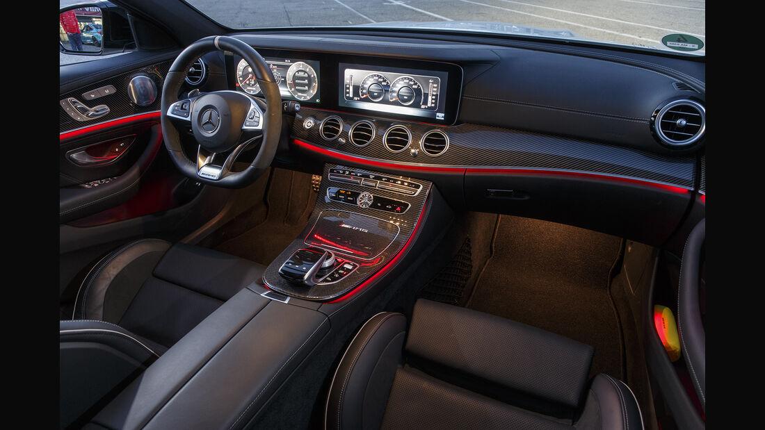 Mercedes-AMG E 63 S 4Matic+, Interieur