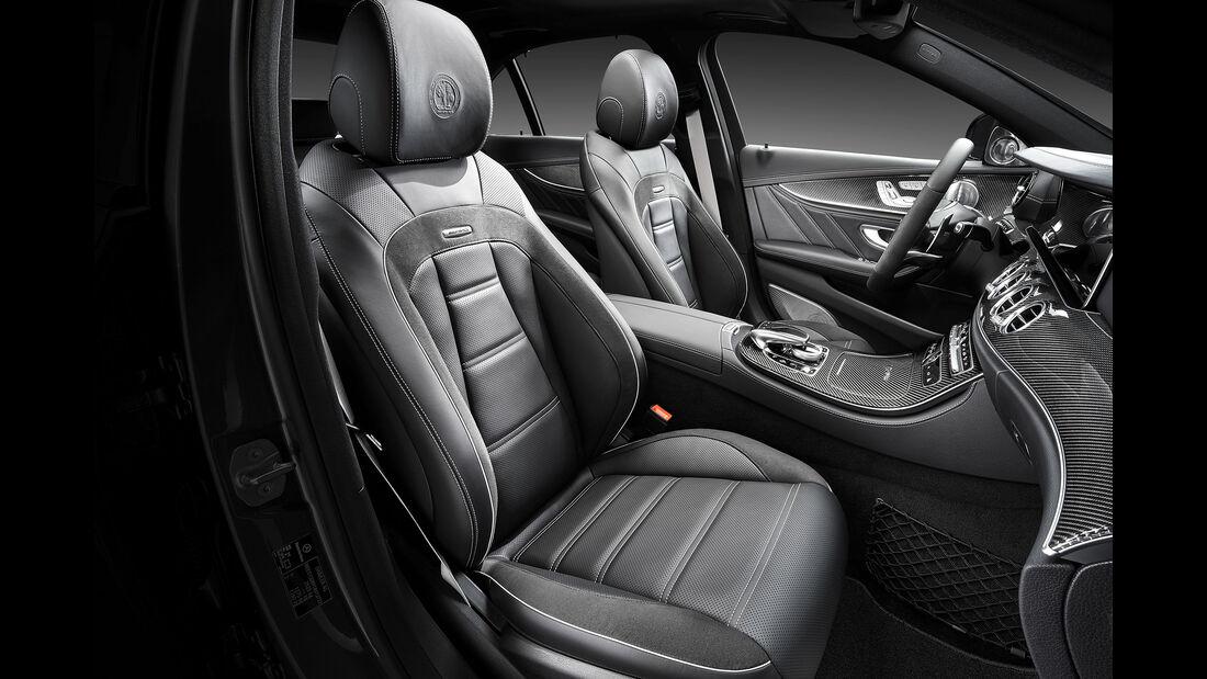 Mercedes-AMG E 63 S 4Matic+ Limousine (2016)