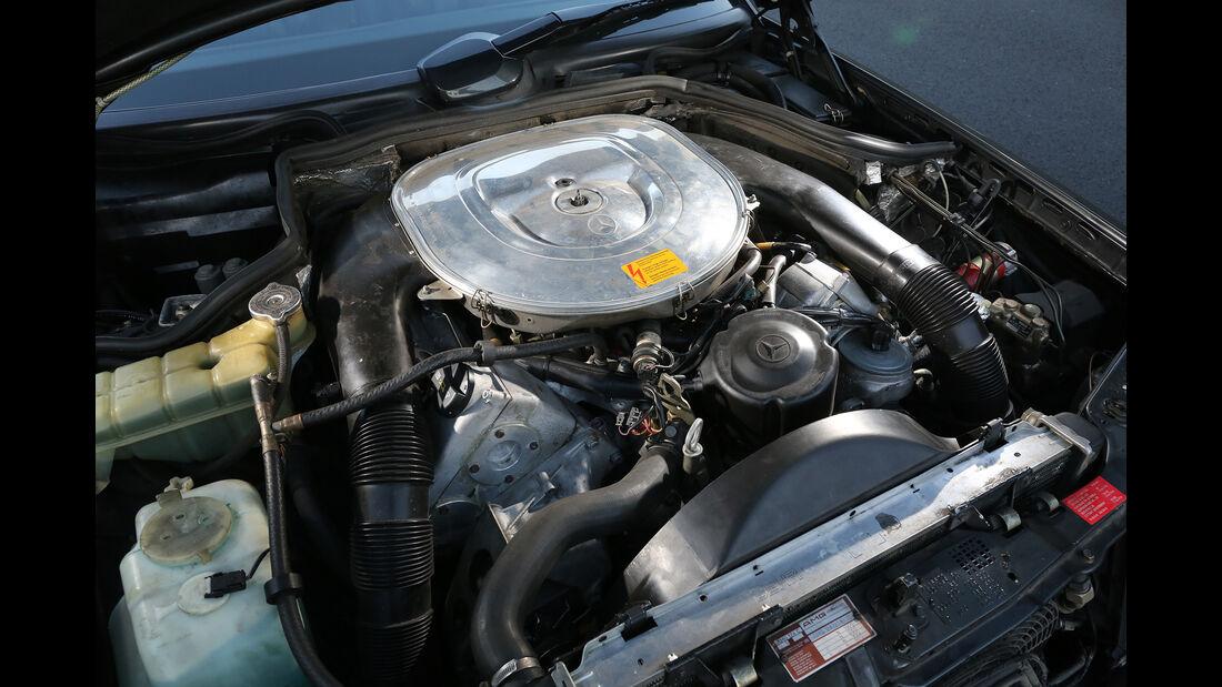 Mercedes-AMG E 63 S 4Matic+, Mercedes 300 CE 6.0-32V AMG, Motor