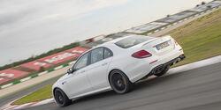 Mercedes-AMG E 63 S 4matic+, Fahrbericht