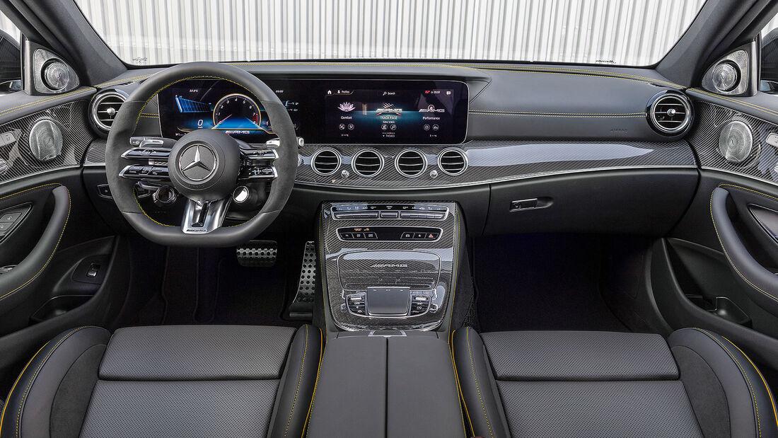 Mercedes-AMG E 63 S Limousine