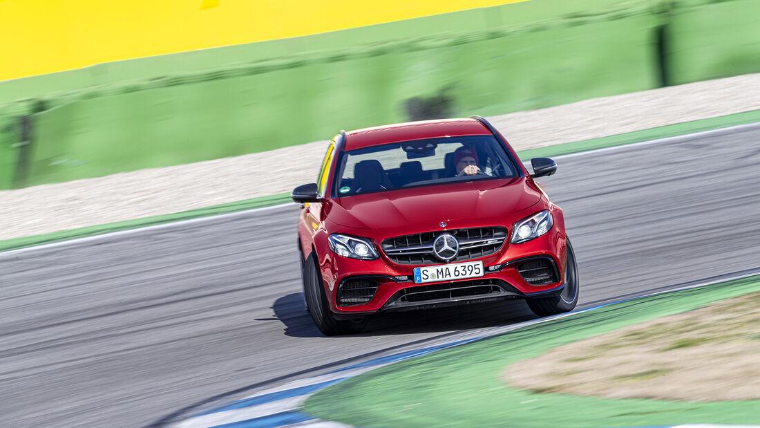 Mercedes-AMG E 63 S T, Exterieur
