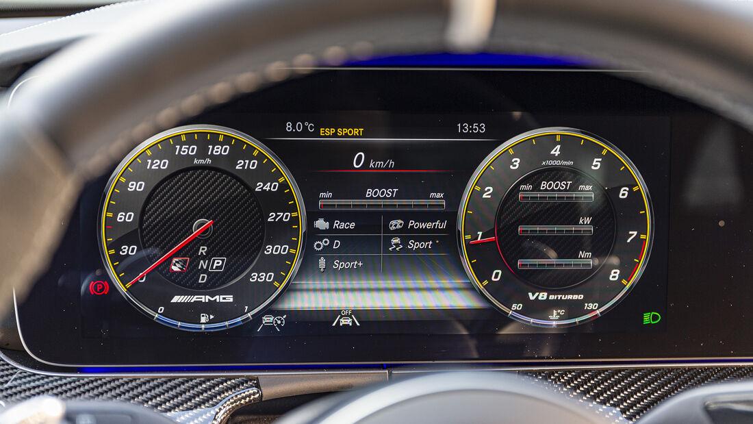 Mercedes-AMG E 63 S T, Interieur