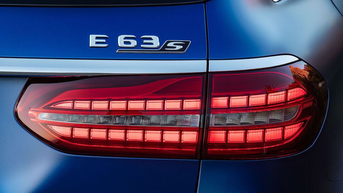 Mercedes-AMG E 63 S T-Modell