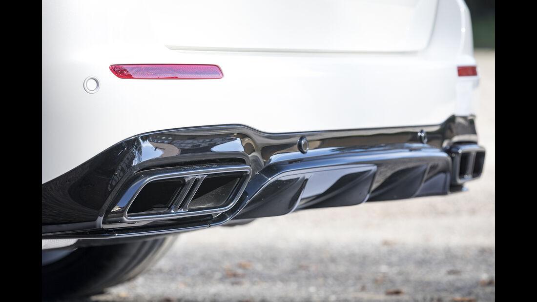 Mercedes-AMG E 63 S T-Modell, Exterieur