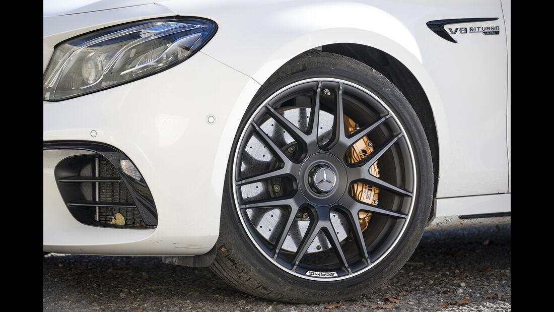 Mercedes-AMG E 63 S T-Modell, Felge