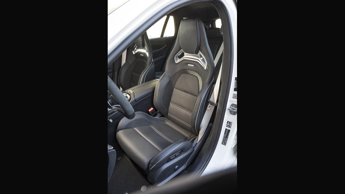 Mercedes-AMG E 63 S T-Modell, Interieur