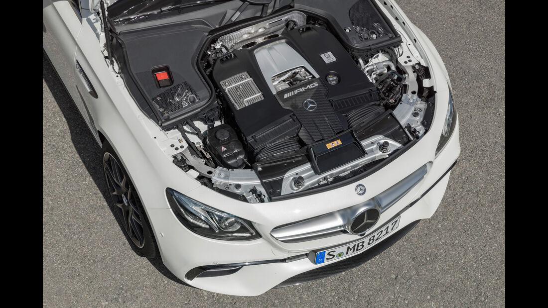 Mercedes-AMG E 63 T-Modell 2017