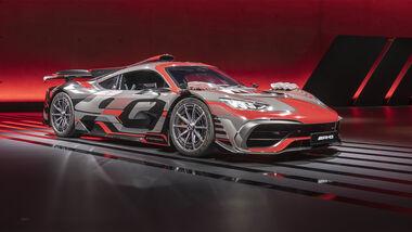 Mercedes AMG E Performance Hybrid mit elektrischem Abgas-Turbolader