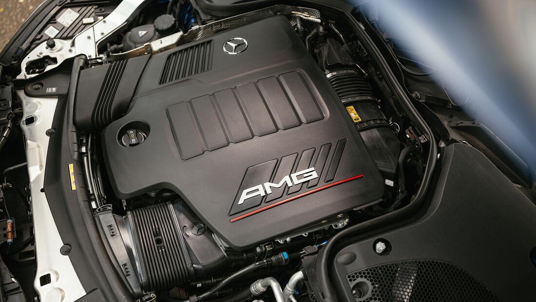 Mercedes-AMG E53 Cabrio, Motor