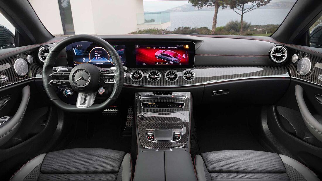 Mercedes-AMG E53 Coupé (C238) Facelift (2020)