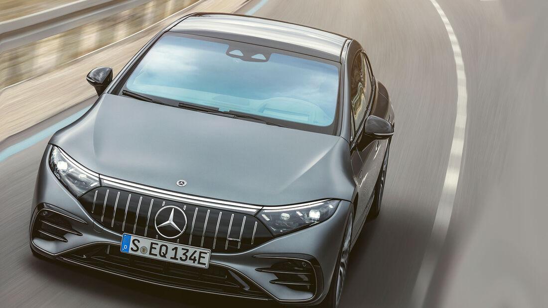 Mercedes-AMG EQS 53 4-Matic