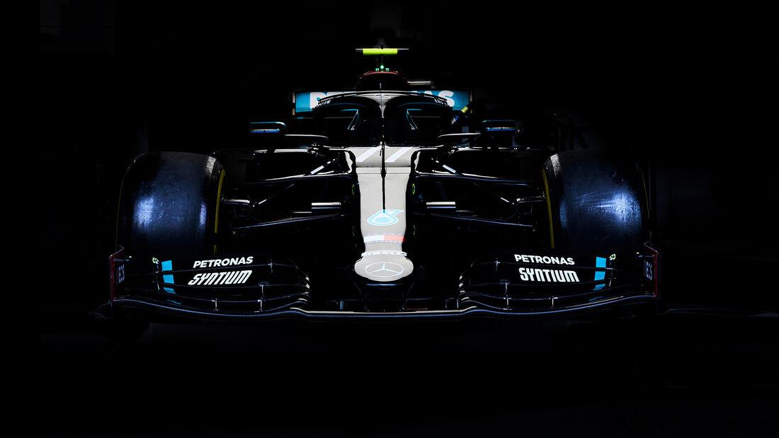 Mercedes AMG F1 W11 - Formel 1 - 2020