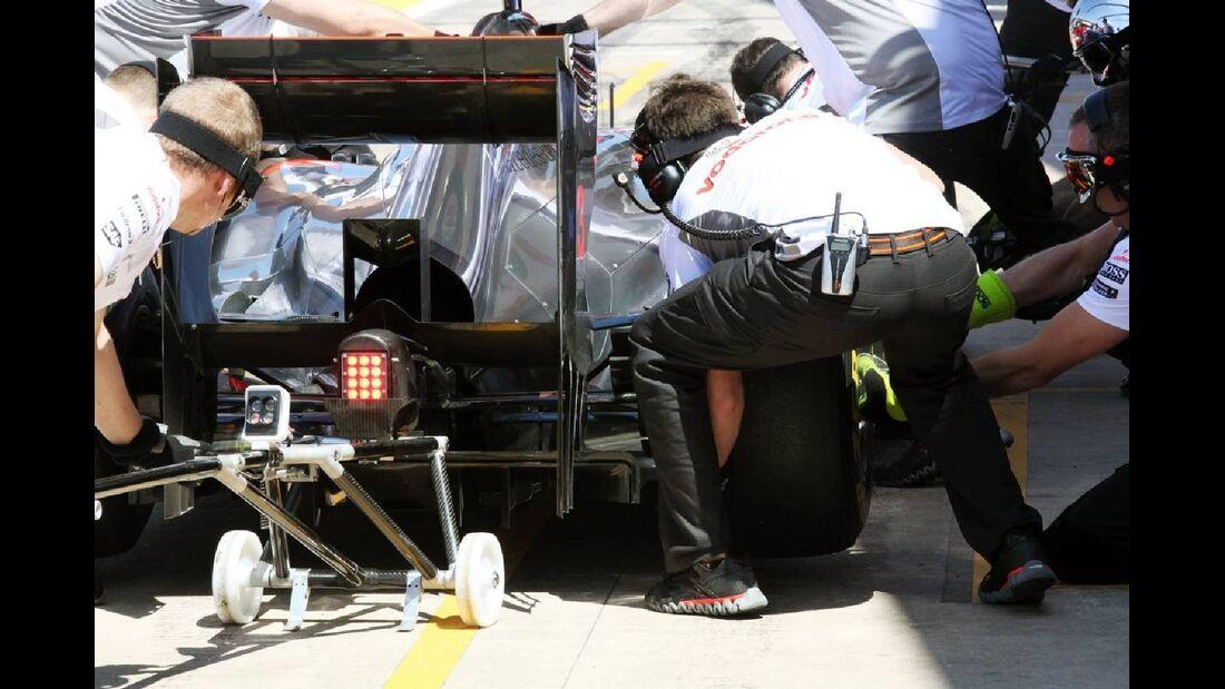 Mercedes AMG  - Formel 1 - GP Europa - 23. Juni 2012