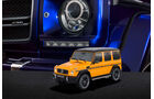 """Mercedes-AMG G 63 - Modellauto-Serie - """"Crazy Colors"""" - sunsetbeam"""