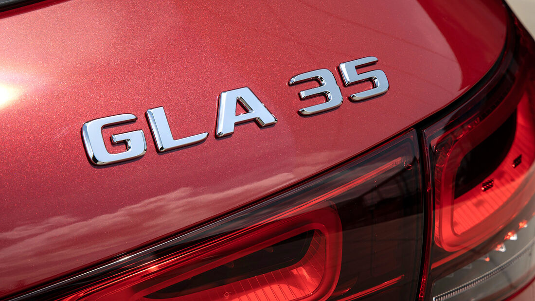 Mercedes-AMG GLA 35, Fahrbericht