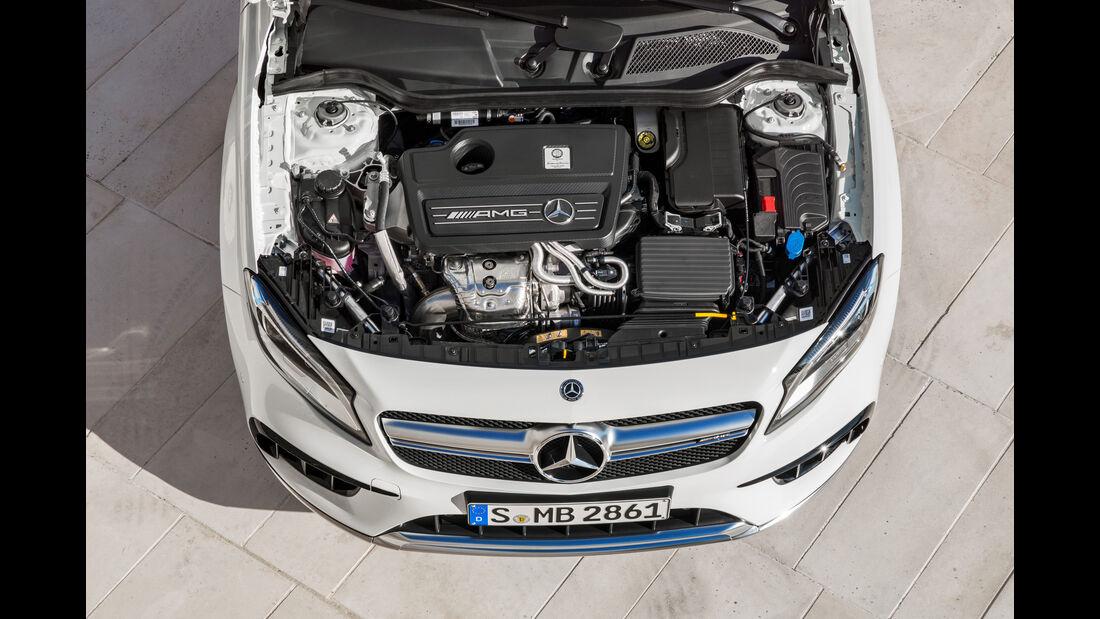 Mercedes-AMG GLA 45 4Matic Facelift 2017