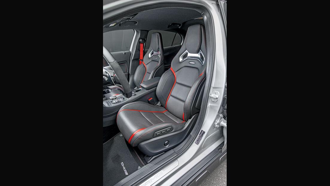 Mercedes-AMG GLA 45 4Matic, Fahrersitz