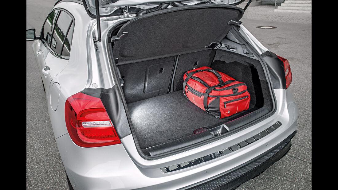 Mercedes-AMG GLA 45 4Matic, Kofferraum