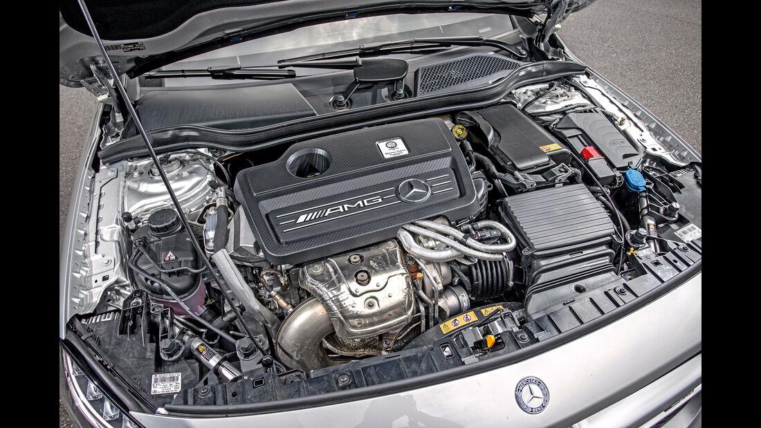 Mercedes-AMG GLA 45 4Matic, Motor