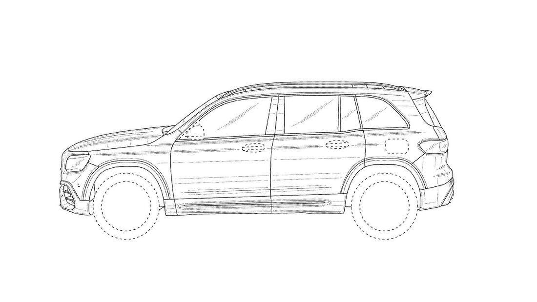 Mercedes-AMG GLB 45