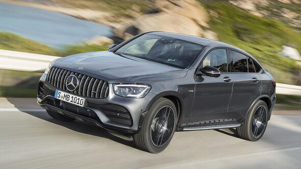 Mercedes-AMG GLC 43 4MATIC SUV und CoupŽ  2020 Facelift