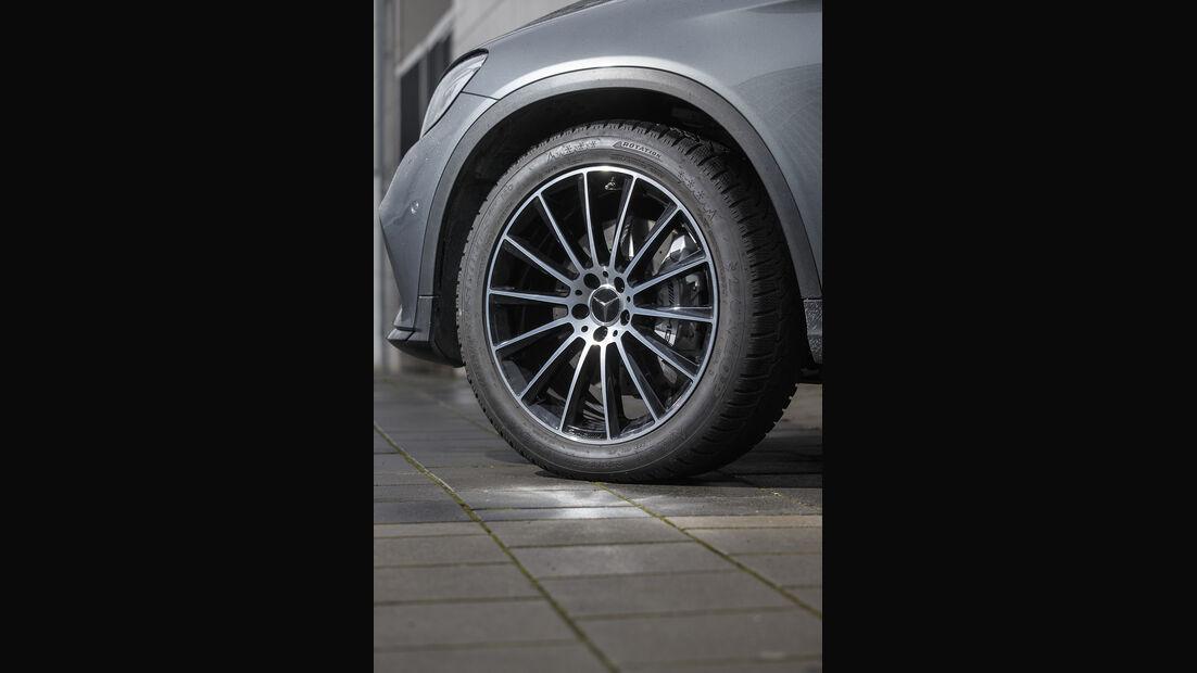 Mercedes-AMG GLC 43 4Matic, Exterieur, Felge