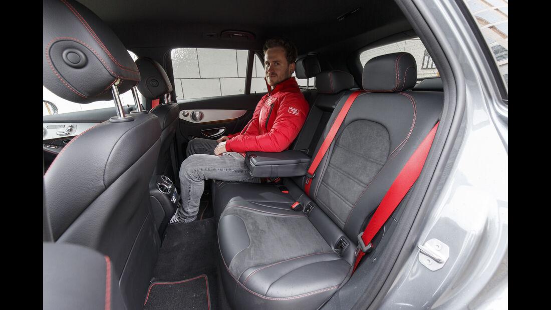 Mercedes-AMG GLC 43 4Matic, Interieur